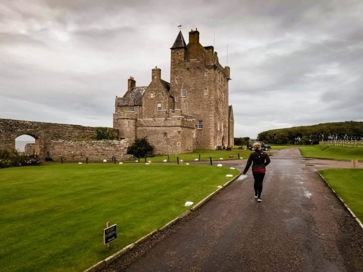 Stay in a castle in Scotland | Ackergill Tower