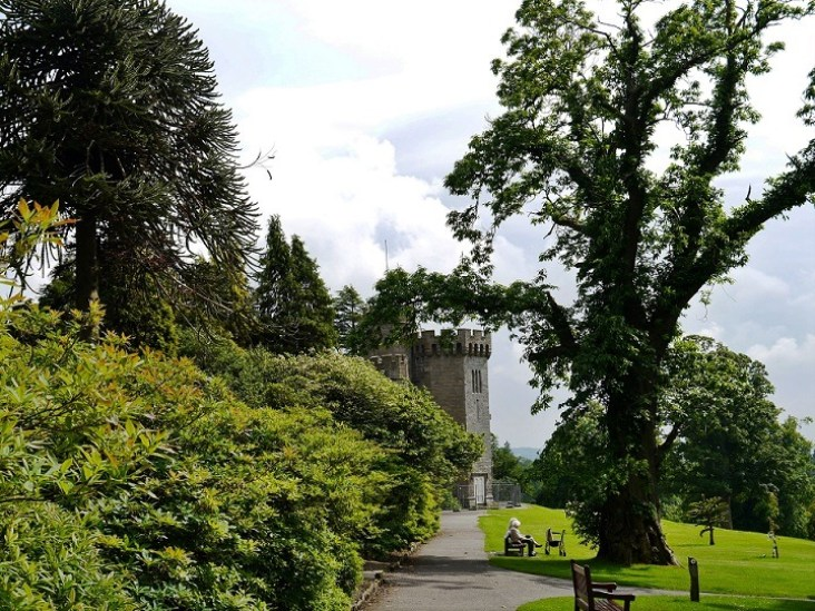 Best Scottish Castles   Balloch Castle