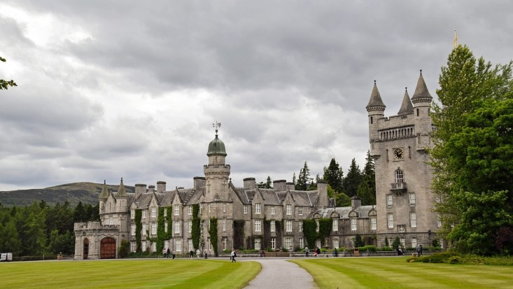 Best castles in Scotland | Balmoral Castle