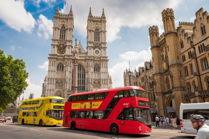 4 day london itinerary-Westminster Abbey