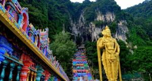 Batu Caves Temple - Malaysia Most Sacred Hindu Temple