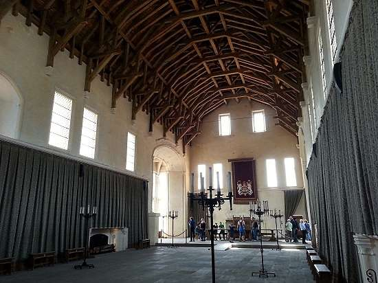 great hall stirling castle history.