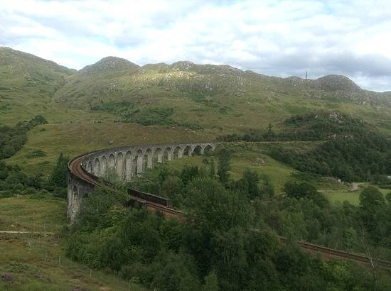 glenfinnan viaduct highland road trips