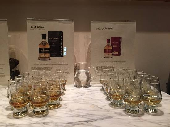kilchoman scottish routes islay whisky tour.