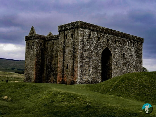 things to do in scottish borders hermitage castle