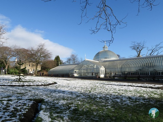 glasgow travel blog botanics