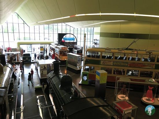 5 things you have to do in glasgow transport museum glasgow travel blog