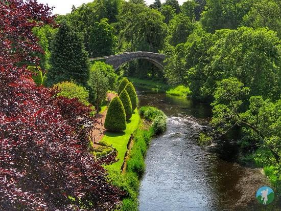 top things to do in ayrshire brig o'doon.