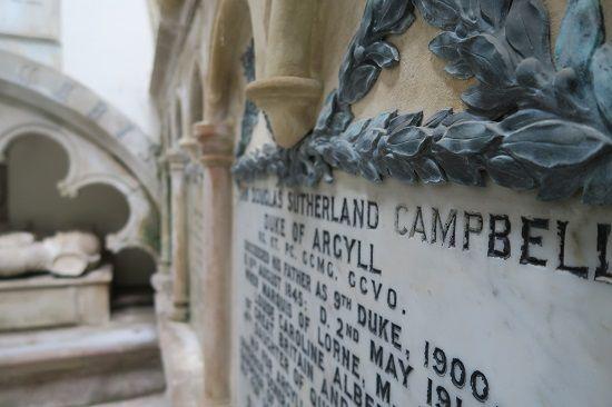 ardkinglas review argyll mausoleum campbell