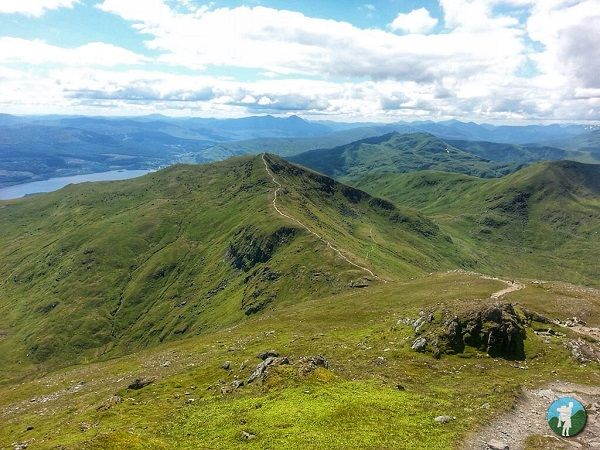 ben lawers summit perthshire.