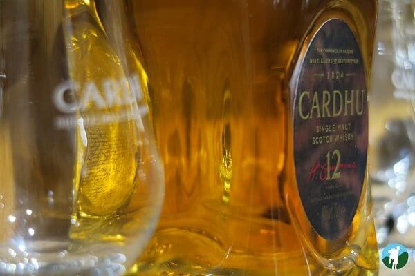 cardhu bottle reviewing speyside whisky distilleries