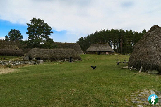 scottish highland road trips folk museum