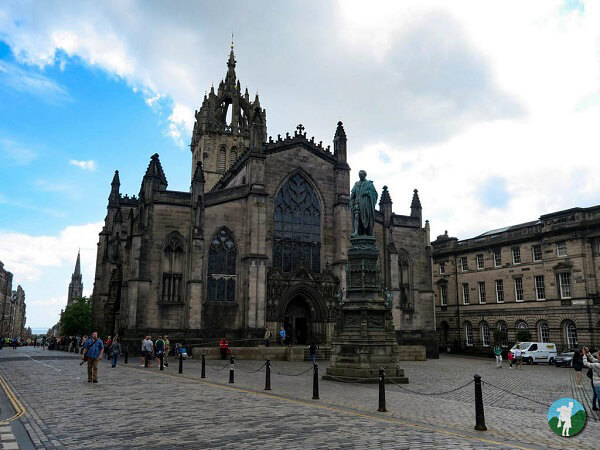 st giles cathedral edinburgh on a budget
