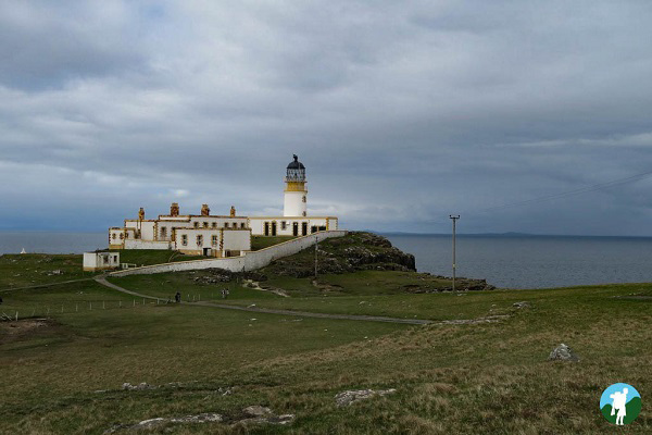lighthouse isle of skye weekend
