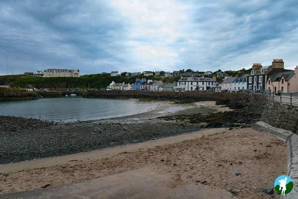 portpatrick beach dumfries galloway