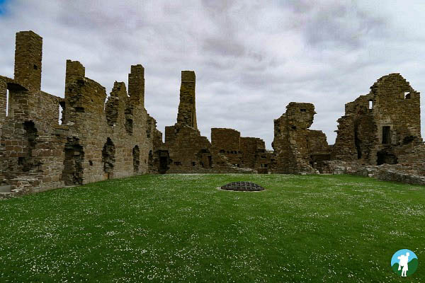 earls palace birsay orkney highlights