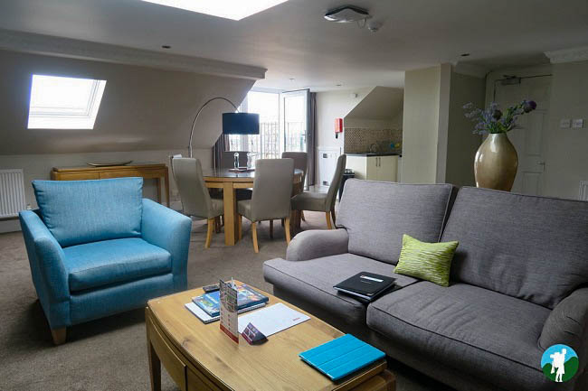 fountain court apartments edinburgh penthouse