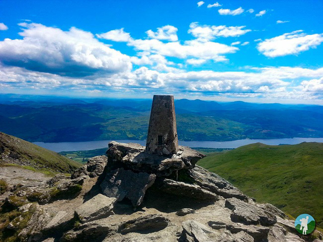 ben lawers summit best of perthshire.