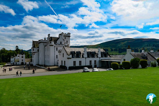 blair castle and the best of perthshire.