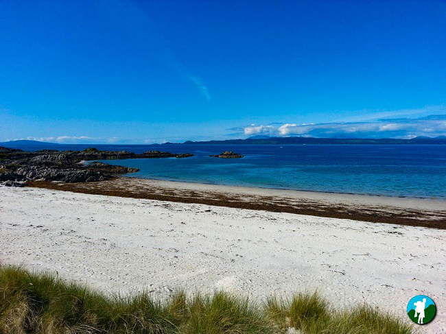 camusdarach beach scotland photo blog