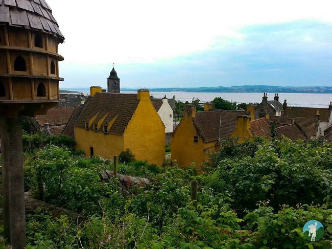 culross outlander
