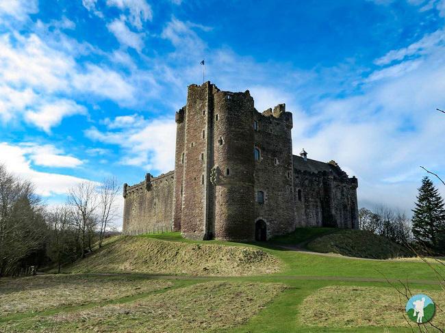 castle leoch outlander doune castle