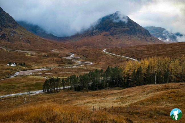 glen coe photo blog autumn colours