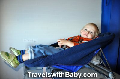 One Very Good Reason To Fly British Airways With Your Baby