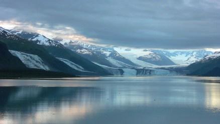 College Fjord - College Fjord Sunrise