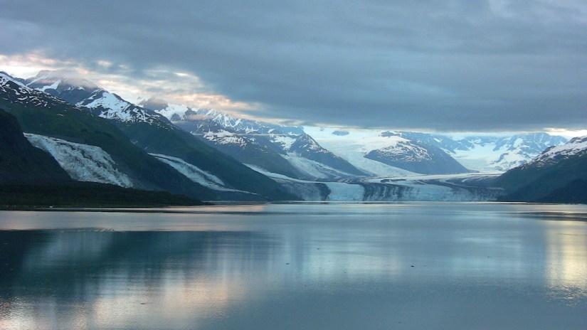 College Fjord in Prince William Sound