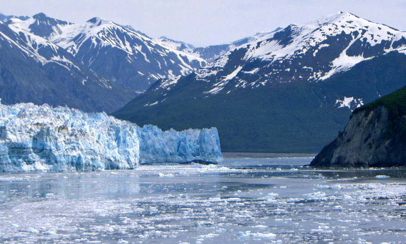 Hubbard Glacier – Nature's Phenomenon