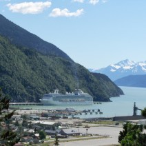 Skagway and the Lynn Canal