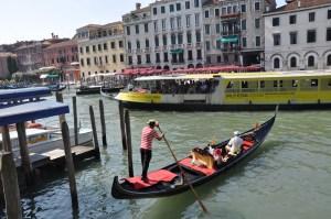 Gondolas & Water Taxis
