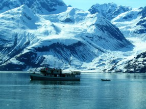 Glacier Bay day boat