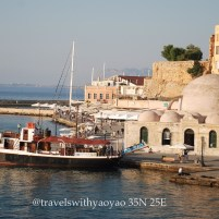 Venetian Harbour, Chania, Crete