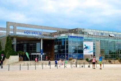 La Rochelle Aquarium in France