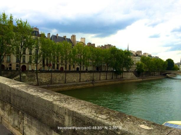 Views in Paris, France