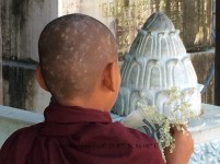 Offering Day in Mandalay