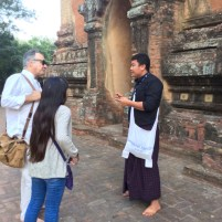Bagan Guide Extraordinaire- Aung