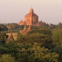 Monastery, Pagodas, Stupas in Bagan