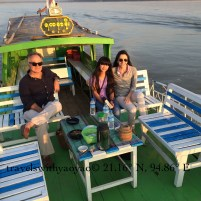 Down the RIver with Yao Yao