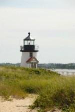 Lighthouse on Nantucket
