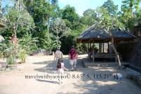Tenganan Village in Bali