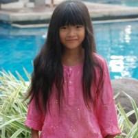 Yao Yao at Bali Hyatt