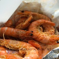 French Market Shrimp in New Orleans