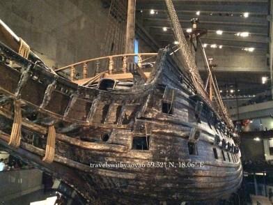 Vasamuseet- maritime museum, Stockholm