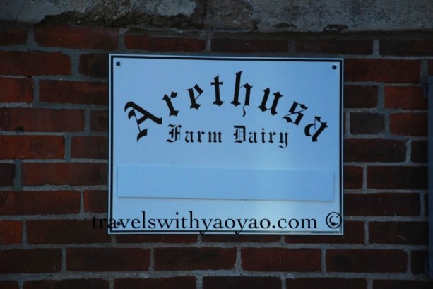 Arethusa Farm Dairy