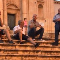 Men Festa in Noto