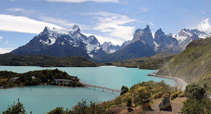 Top Countries For Trekking Chile Torres del Paine 740x400