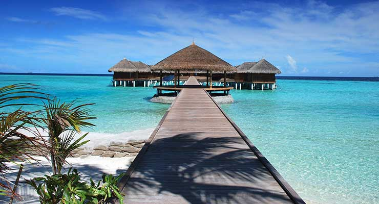 Best Beaches In The World Maldives 740x400